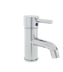 Flora Single Lever Basin Mixer W/O Popup Waste