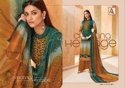 Alok Suits Satrangi Fancy Salwar Suits