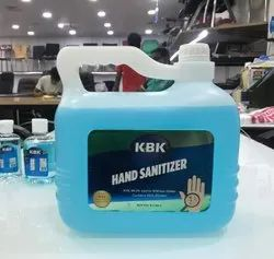 5 Ltrs Hand Sanitizer