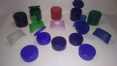 Oval Flip Top Cap for Cosmetic