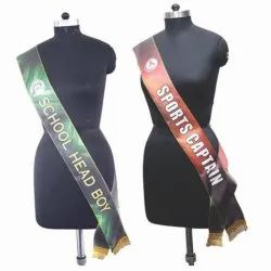 Party Sashes