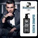 Beardsome Keratin Shampoo