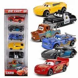 Metal Car Set for Kids