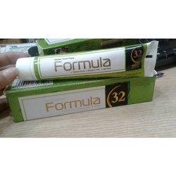 Formula 32 Herbal neem Tooth Paste, Packaging Size: 500 G, For Toothpaste