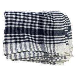 Cotton Checked Duster Cloth