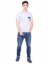 Men's Stylish T Shirt With Pocket
