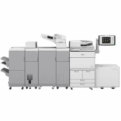 Canon Image Runner Advance 8585 Mono Production Printer, 1200 x 1200 Dpi, 85 A4 Ppm (Mono)