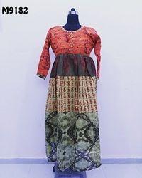 Partywear Georgette Kurti