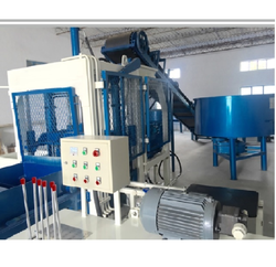 Fly Ash Brick And Floor Paver Block Making Machine