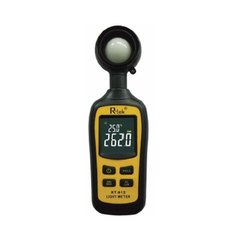 Mini Light Meter With Temperature Rtek RT-912