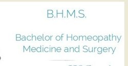 Get BHMS Homeopathic Admission