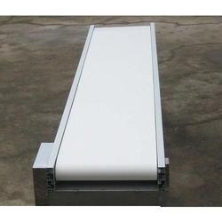 Chemical & Oil Resistant PU Conveyor Belt With Thickness: 1-12 Mm