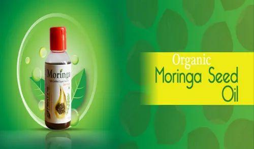 Organic Moringa Seed Oil | Fertine Herbals Private Limited