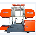 Multicut Bdc-650 M Semi Automatic Double Column Band Saw Machine
