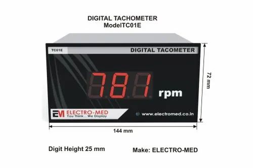 Digital Tachometers For Very Low RPM
