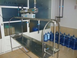 5 gallon Filter Water Filling Machine