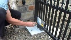Underground Gate Operator