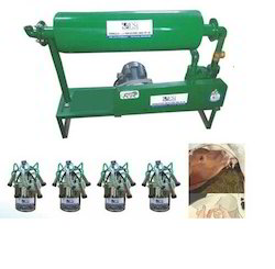 Four Bucket Fixed Type Milking Machine