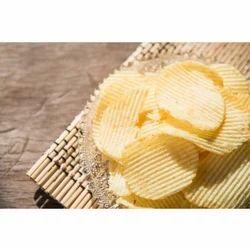 Lining Potato Chips