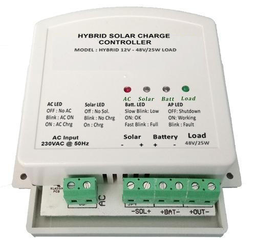 Hybrid Solar Charge Controller