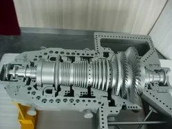 Training model of Steam Turbine assembly