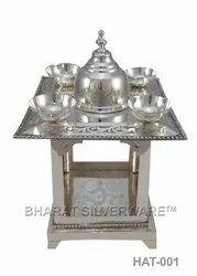 Pure Silver Designer Hatri
