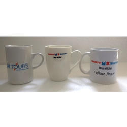 Ceramic Printed Cup, For Office