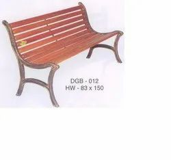 Royal Design Cast Iron Garden Bench