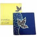 Blossoming Wedding Card