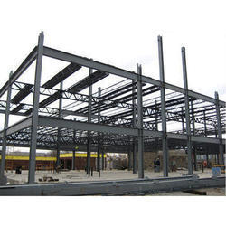 Steel Structural Erection Service