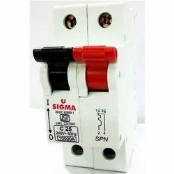 Sigma SPN C 25 MCB