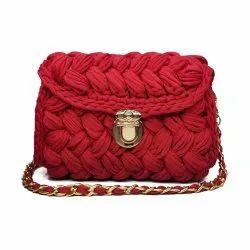 Cotton Yarn Bag