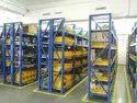 Omster Mild Steel Industrial Heavy Duty Racks