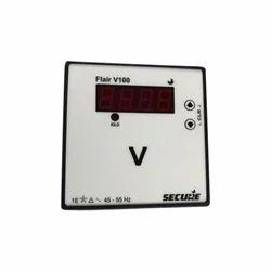 Secure Digital Voltmeter
