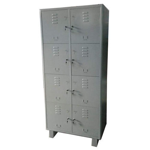 8 Door Industrial Cupboard