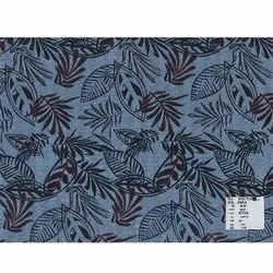 Printed Hosiery Fabric for Garments, GSM: 157 GSM