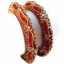 Brass Bangles Pari Kada