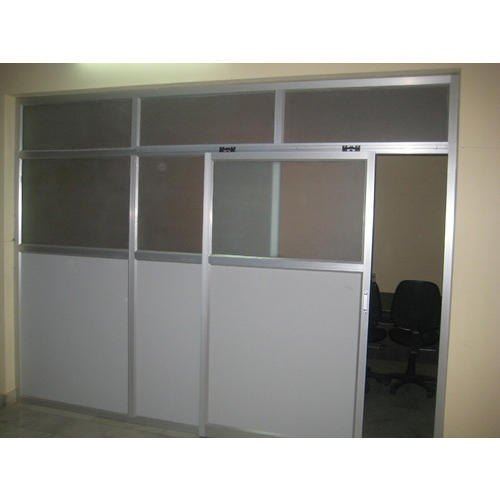 Aluminum Door Section
