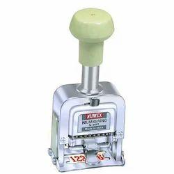 Numex Coding Machine