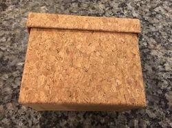Cork Storage Box