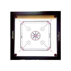 KD Precise Chroma Carrom Board