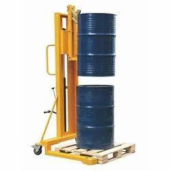 Cylinder & Drum Handling Stacker