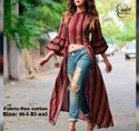 New Western Flex Cotton Kurti