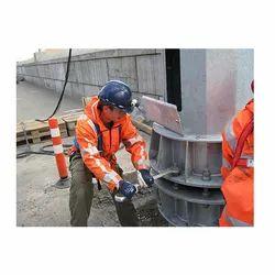 Lighting Pole Repair and Maintenance Work