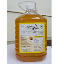 5 L Refined Groundnut Oil