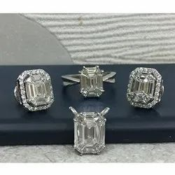 Piecut Diamond Jewellery