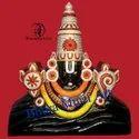 Stone Tirupati Balaji Statue