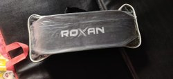 Roxan Leather Gym Belt / Weightlifting Belt