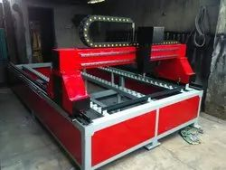 CNC Gantry Type With Servo Motor 1.5x6.5