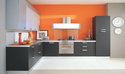 8 Square Modular Kitchens